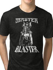 Master Blaster T-Shirt Tri-blend T-Shirt