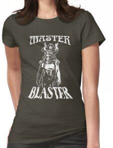 Master Blaster T-Shirt Womens Fitted T-Shirt