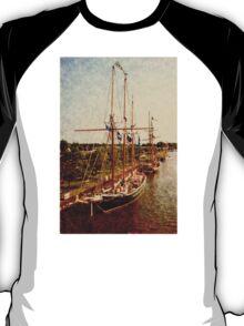 West Bank Tall Ships - Bay City - 2010 T-Shirt
