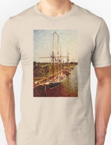 West Bank Tall Ships - Bay City - 2010 Unisex T-Shirt