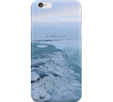 Gullfoss Waterfall iPhone Case/Skin