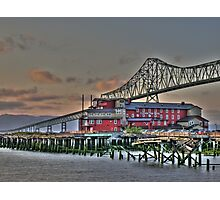 Astoria Oregon  Photographic Print