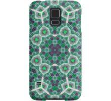 Trendy abstract modern pattern Samsung Galaxy Case/Skin