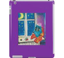Insomniac owl iPad Case/Skin