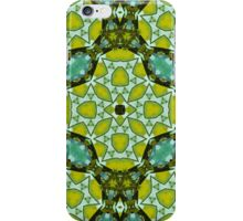 Colorful abstract trendy pattern iPhone Case/Skin