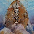Football by Michael Creese