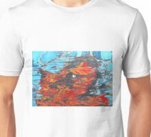 bitter. 23''x16''. oil on wood. adam sturch. Unisex T-Shirt