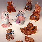 All the Emma Bears by Alex Gardiner