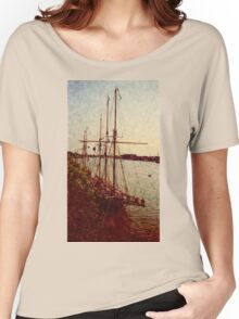 West Bank Tall Ships - Bay City - 2010 Women's Relaxed Fit T-Shirt