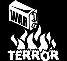 War on Terror - Fuel to the Fire by fearandclothing