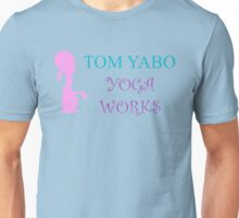 Tom Yabo Yoga Works - American Dad Unisex T-Shirt