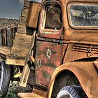 Rusty  by pdsfotoart