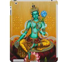 Green Tara iPad Case/Skin