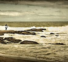Remembering Bells Beach by Basia McAuley