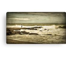 Remembering Bells Beach Canvas Print