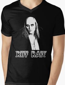Riff Raff T-Shirt Mens V-Neck T-Shirt