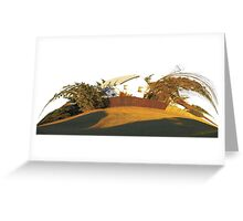 Still Ready to Fight!! Greeting Card