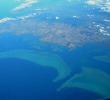 a stunning Fiji landscape by beautifulscenes