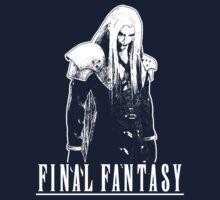 Sephiroth T-Shirt Kids Tee