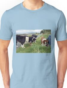 The World is full of Collies Unisex T-Shirt