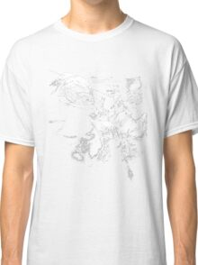 Silent Hill Nurses T-Shirt Classic T-Shirt