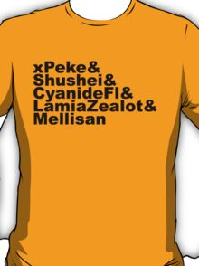 2011 World Champions T-Shirt