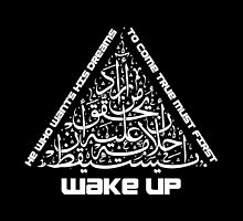 He Who Wants Dreams to Come True Must First WAKE UP by fearandclothing