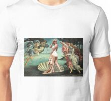 The Birth of Marilyn Monroe Unisex T-Shirt