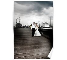 Williamstown Wedding Poster