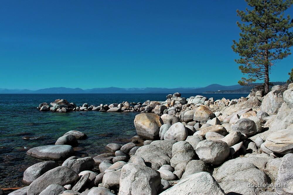 Tahoe Rocks!!  by doubleheader