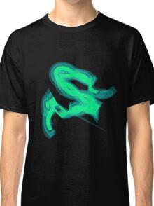 Green Neon Classic T-Shirt