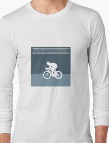 Bradley Wiggins Long Sleeve T-Shirt