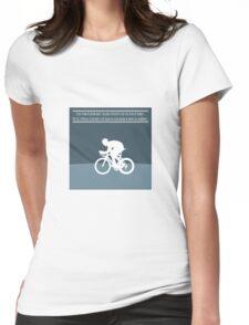 Bradley Wiggins Womens Fitted T-Shirt