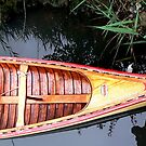 old canoe by andytechie