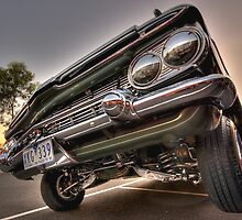HDR, Chev Impala 001 by Michael Sanders