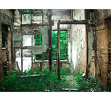 Thin Walls Photographic Print