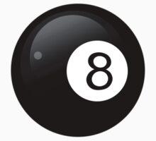 8 Ball by Pamela Maxwell