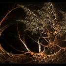 &quot;Forest&#x27;s Edge&quot; - Fractal Art by Leah McNeir