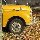 Yellow Car by Matt Roberts