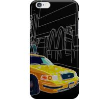 Fashion (by Austral Monkey) • NYC Taxi iPhone Case/Skin