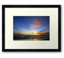 Bright Skies Framed Print