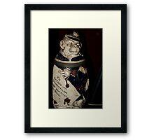 Mr. Postman Framed Print