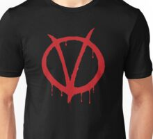 V for Vendetta - Alan Moore Unisex T-Shirt