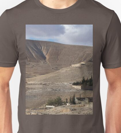 a wonderful Syria landscape Unisex T-Shirt