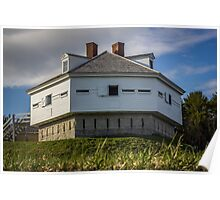 Fort McClary Blockhouse Poster