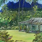 Hawaiian Bungalow - Welcome Home by Victoria Mistretta