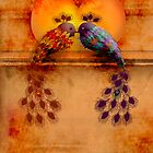 Love Birds by © Karin (Cassidy) Taylor