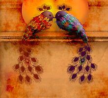 Love Birds by © Cassidy (Karin) Taylor