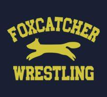 Foxcatcher Wrestling by beloknet
