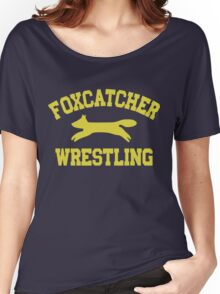 Foxcatcher Wrestling Women's Relaxed Fit T-Shirt